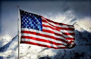 USA Flag: Image from Flickr by mr.throk