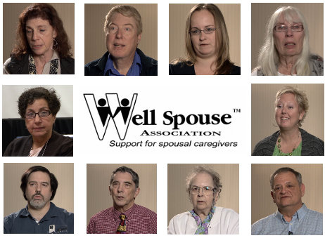 support for caregivers of spouses